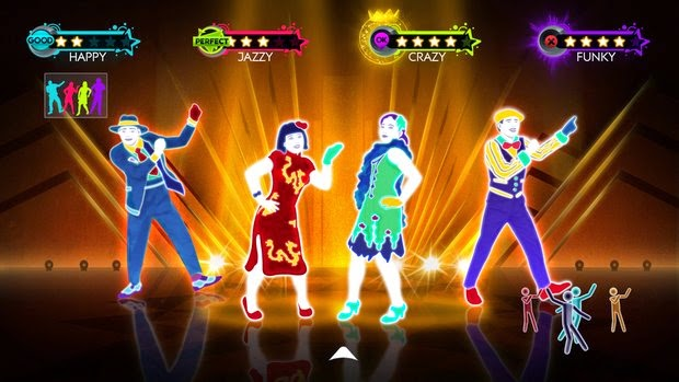 Just Dance Queime Calorias