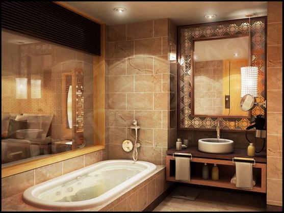 desain kamar mandir