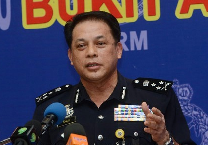 Tahniah Orang Sabah Jadi Timbalan Ketua Polis Negara Jentayuabaka