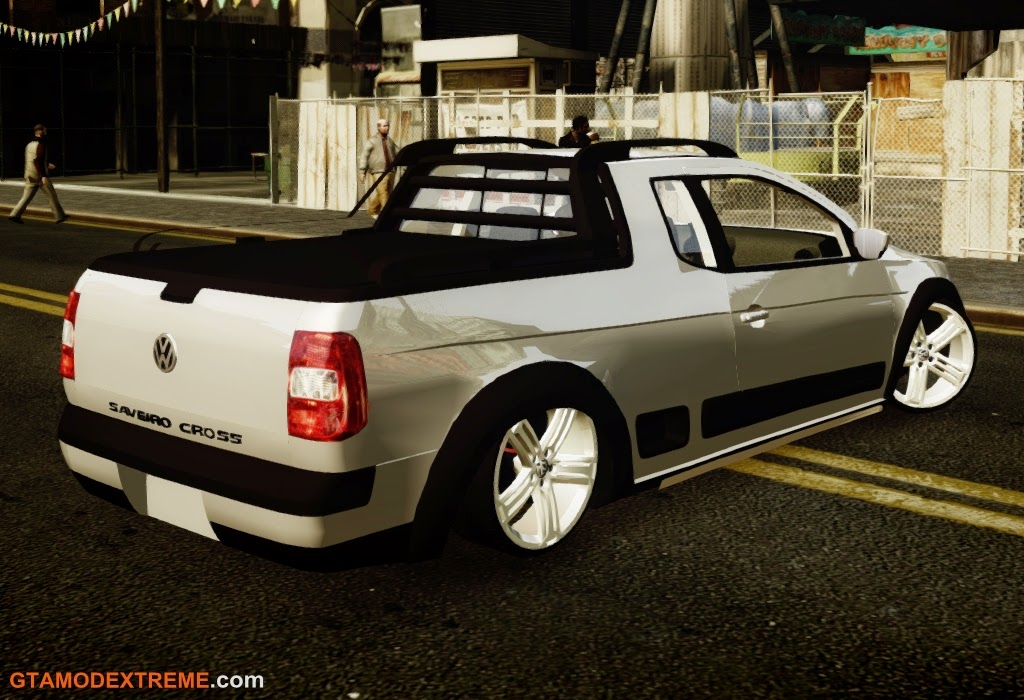 Download carro Volkswagen Saveiro Cross 2010 Para GTA IV