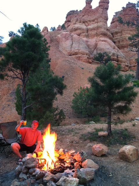 Lavaho Casto : Utahredrock early july utah