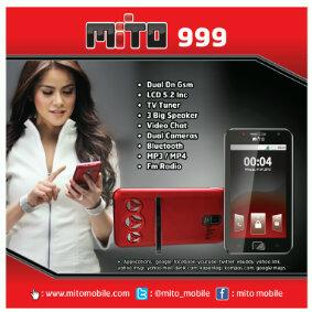 Harga HP Mito 999 Mini Tablet dan spesifikasi HP Mito 999