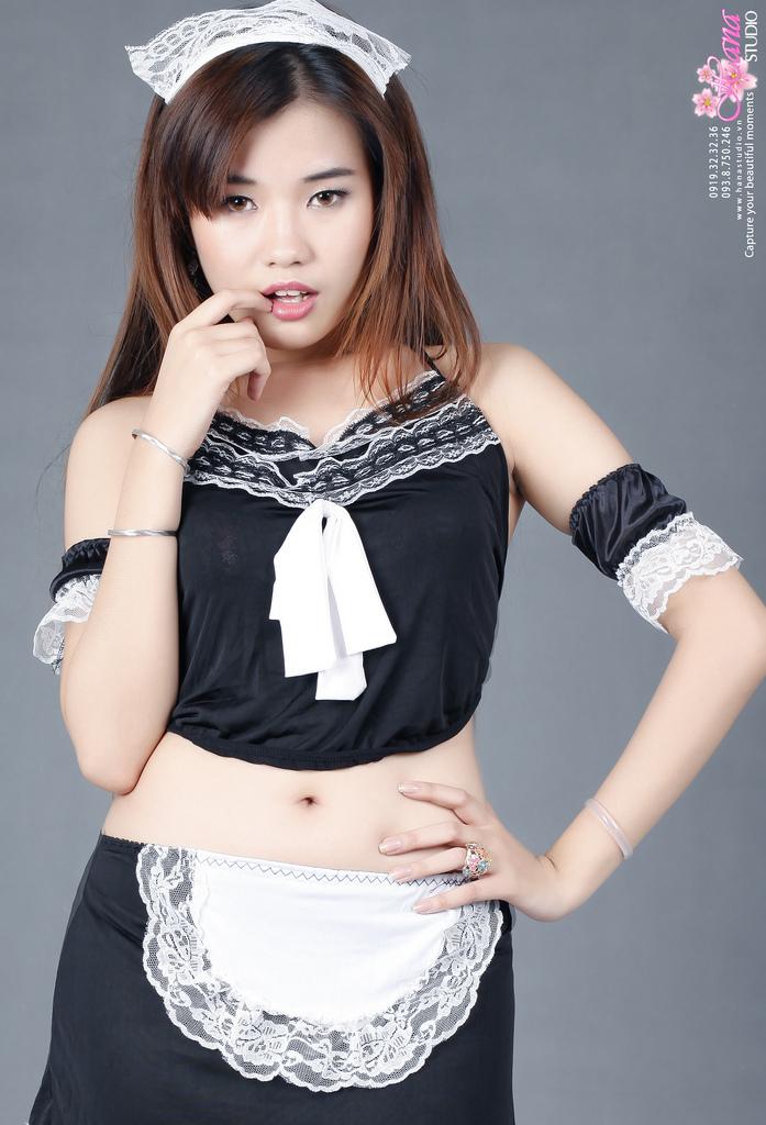 Ảnh gái xinh cực đẹp: Choi Ji Hyang,Thần nữ của giới trẻ