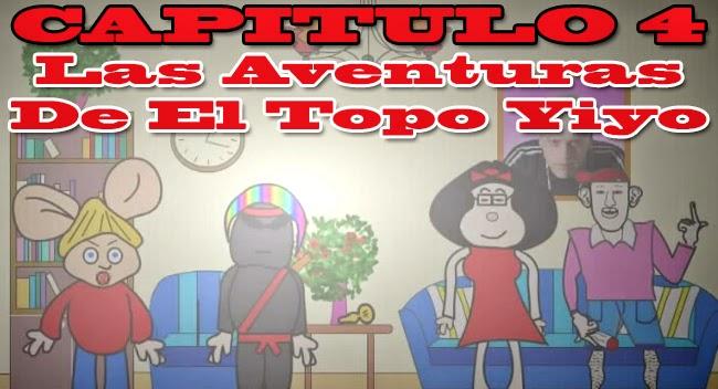 las aventuras de el topo yiyo dibujitos animados