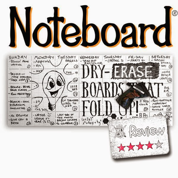 Frugal GM Review: Noteboard