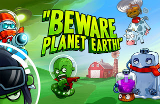 Free Download Beware Planet Earth 2013 PC Game