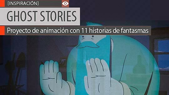 Animación. GHOST STORIES de Late Night Work Club