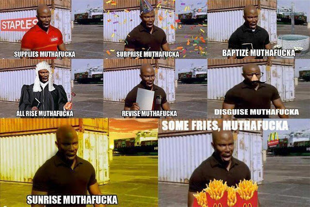 Sgt. James Doakes Surprise Muthafucka