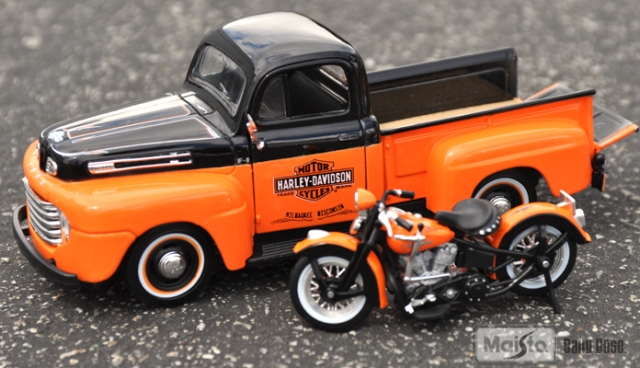 diecast abc maisto s rie harley davidson 1 24. Black Bedroom Furniture Sets. Home Design Ideas