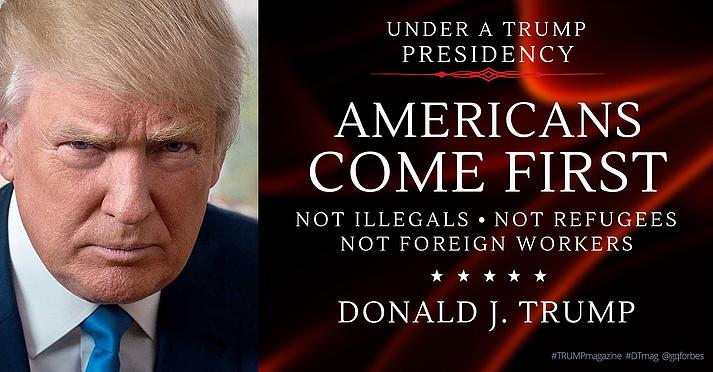 #VoteTrump !
