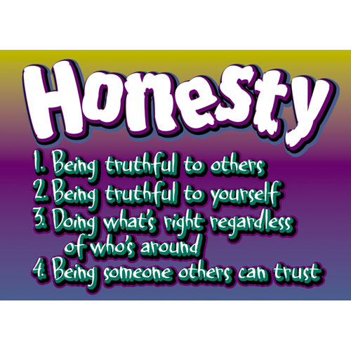 short paragraph on honesty