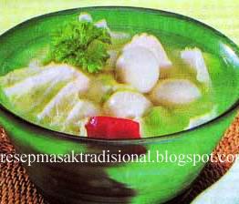 Resep Cara Membuat Sup Tahu Telur Terbaru ~ One
