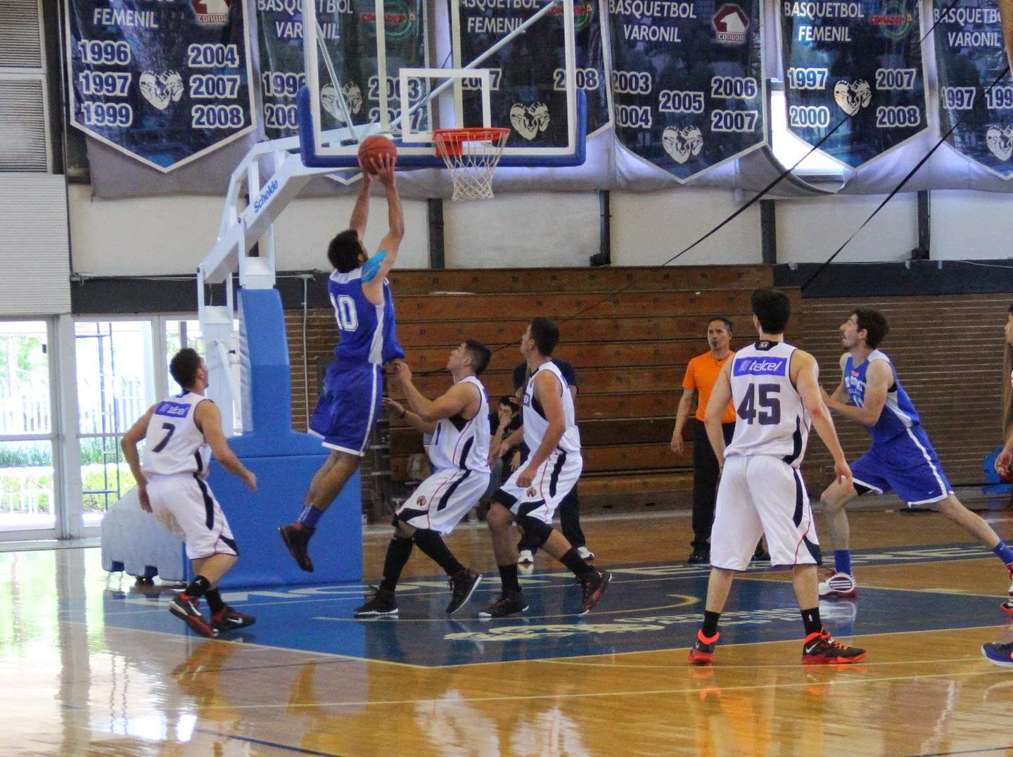 UPAEP vs ITESM Toluca