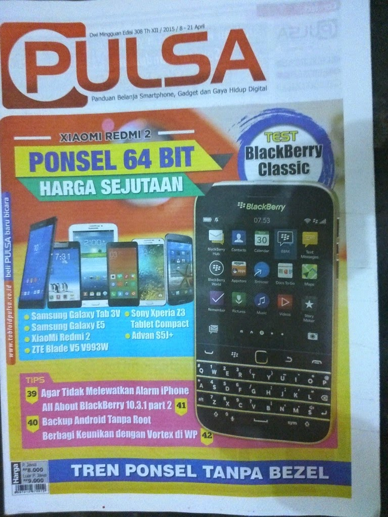 Tabloid Pulsa Edisi 308