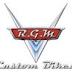 RGM Custom Bikes fue jurado en el Campeonato Mundial de Customizadores