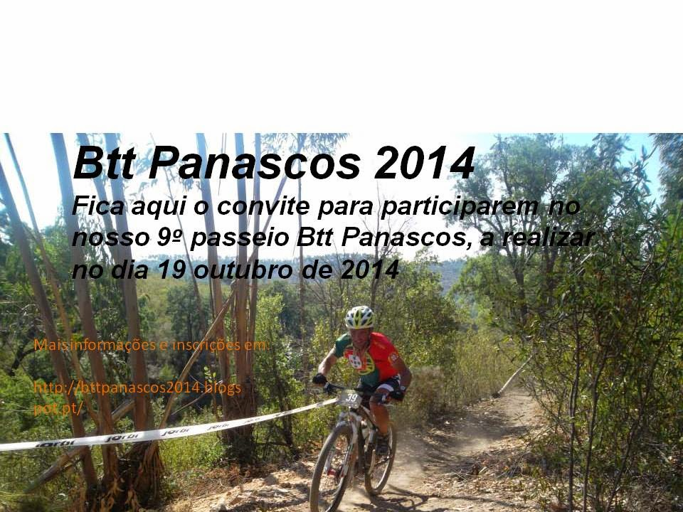 PASSEIO BTT- PANASCOS