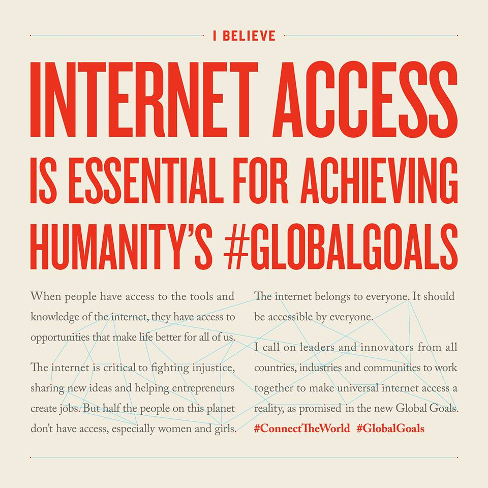 childrens right to access the internet essay Parents allow their children access to the internet, but a majority of parents don't  have  we will write a custom essay sample on children using social media.