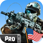 Hack cheat Frontline Terrorist War Pro Free war games iOS No Jailbreak Required FREE