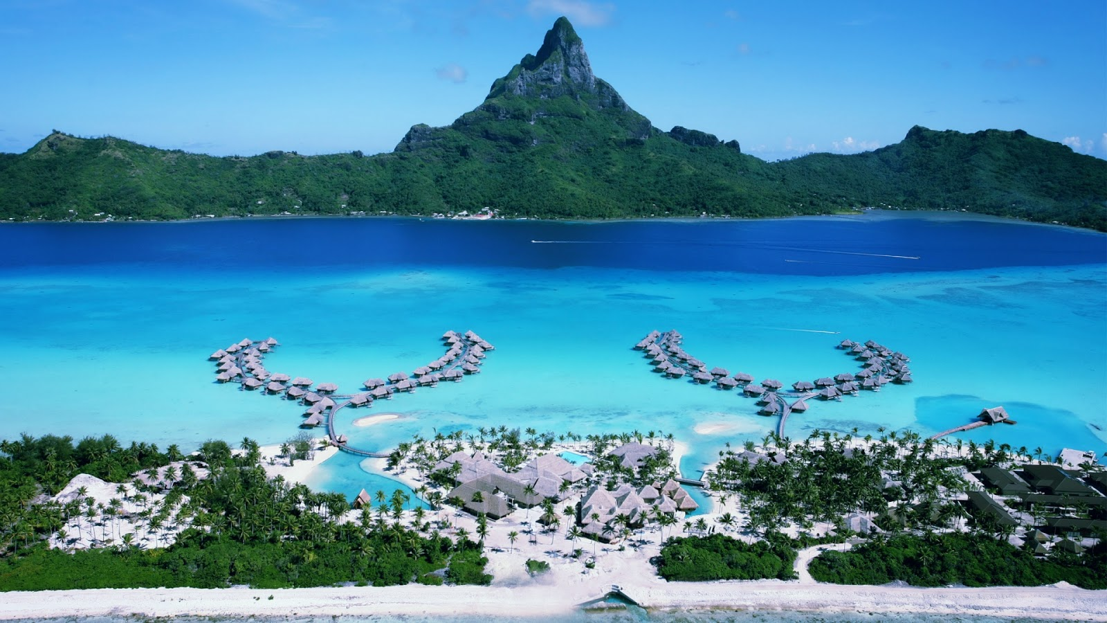 Bora Bora | Full HD Desktop Wallpapers 1080p
