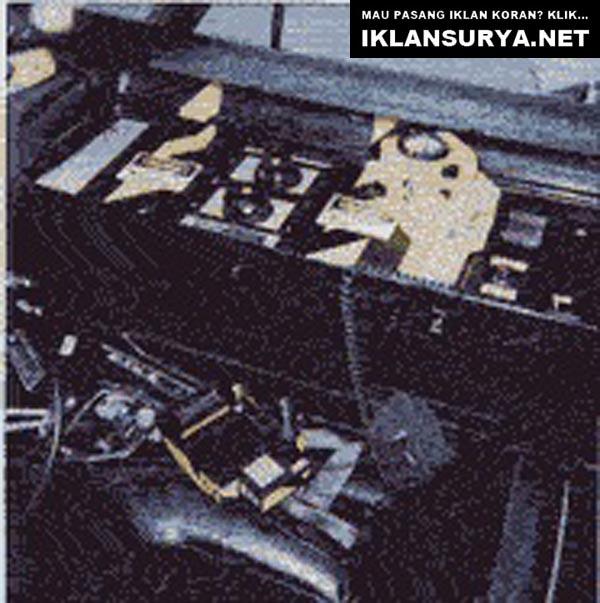 foto mesin waktu