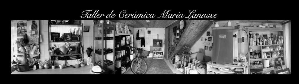 Pequeña gran familia de Maria Lanusse - Taller de Cerámica