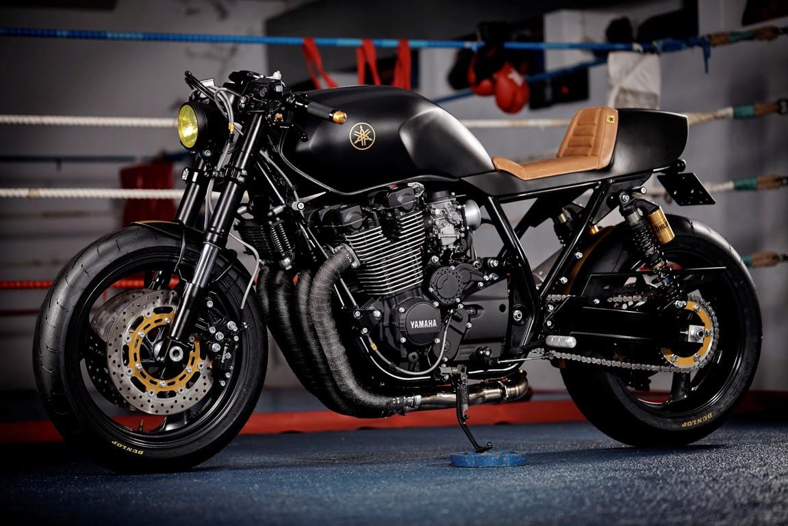 yamaha xjr 1300 sp cafe racer stealth by it rocks bikes lsr bikes. Black Bedroom Furniture Sets. Home Design Ideas