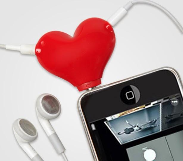 Kalp kulaklık çoğaltıcı
