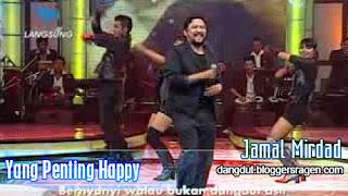 Jamal Mirdad Yang Penting Hepi Lirik
