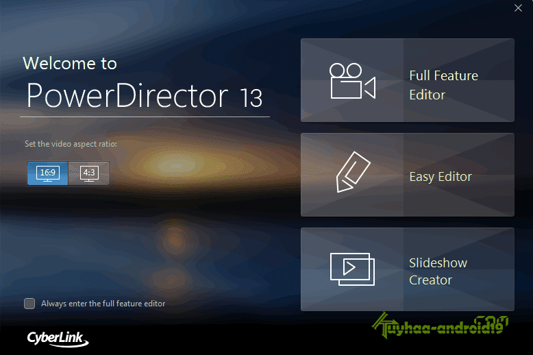 Cyberlink PowerDirector Ultimate v13.0.2408