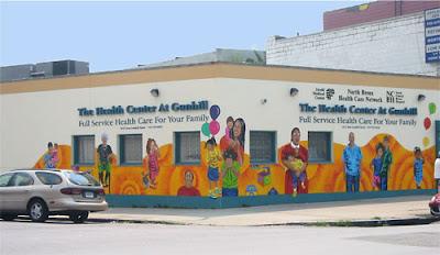 outdoor murals - mural designs