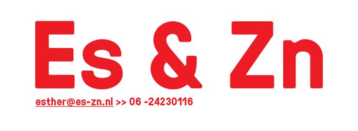 >> Werk van grafisch ontwerpbureau Esther de Boer - Es & Zn - Amsterdam