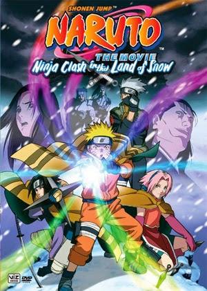 Naruto Clássico Filme 01 – Dublado