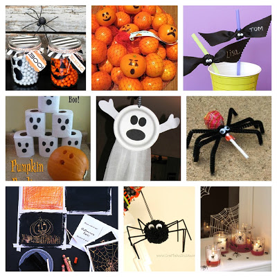 Fiestas de halloween para ni os halloween party ideas for Decoracion de unas halloween