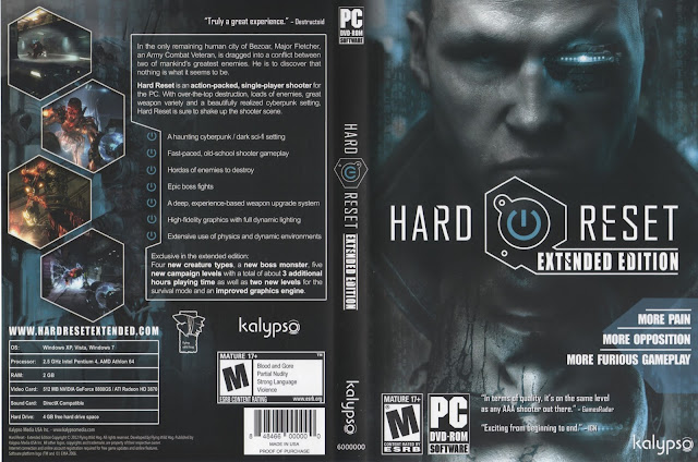 Hard Rest Extended Edition PC Game Download