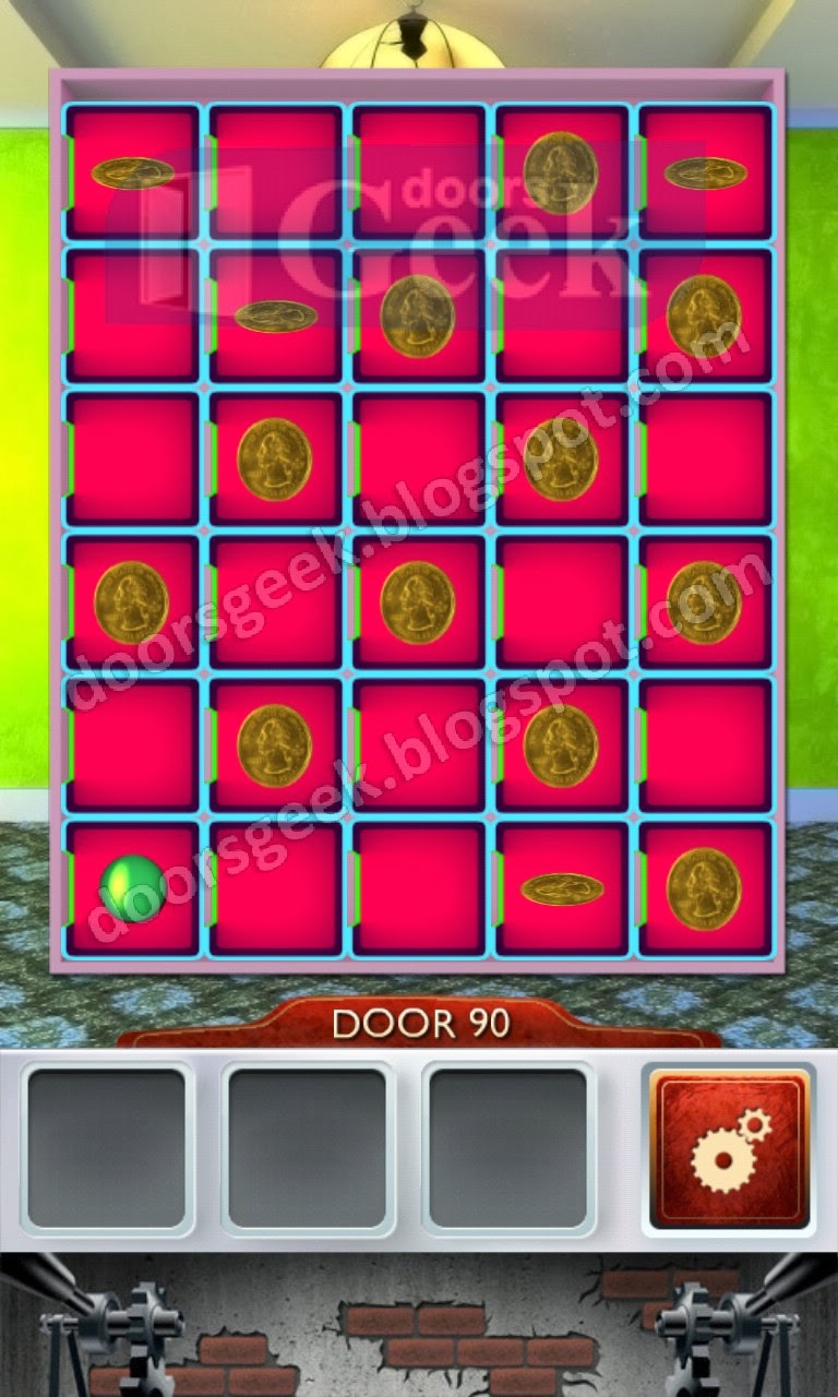 100 doors 2 level 90 doors geek for Door 90 on 100 doors incredible