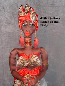 Jungle Beauty Goddess Qattara