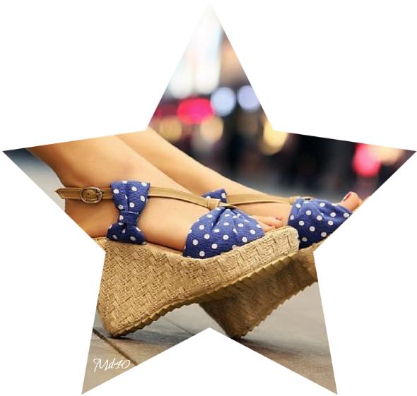 7 looks estrella con sandalias primavera verano 2015