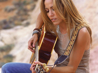 Hot Musician Sheryl Crow Wallpaper