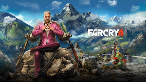 Far Cry 4 Crack Fix + Patch v1.0-SKIDROW-ALI213