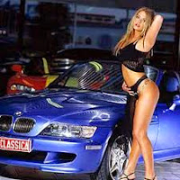 COCHES TUNING, CHICAS TUNING