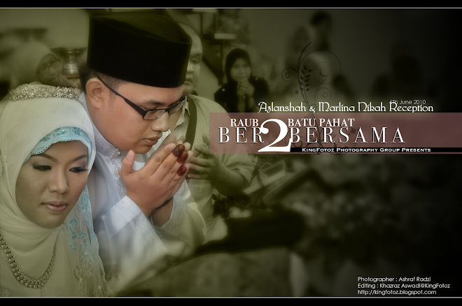 Azlan&Marlina Wedding Ceremonies