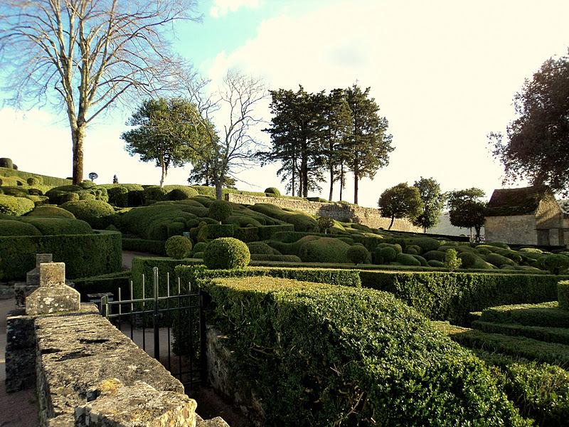 La f erailleuse les jardins suspendus de marqueyssac dordogne france - Jardins suspendus de marqueyssac ...