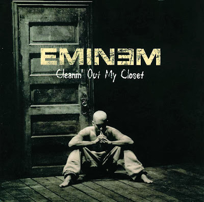 Eminem - Cleaning Out My Closet - Single Cover