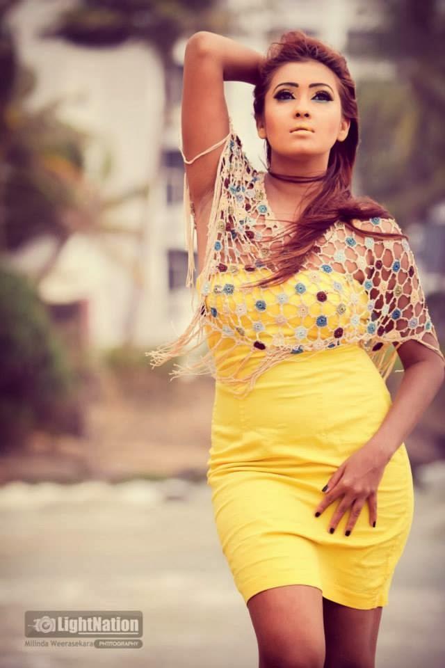 Fallon Michelle yellow