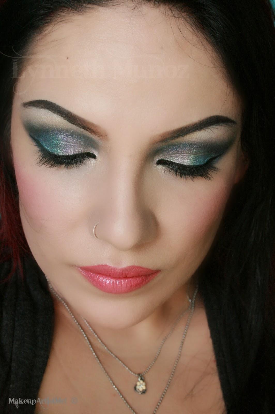 Make Up Artist Me Silver Lining Makeup Tutorial