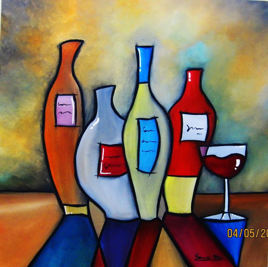 Pintura moderna y fotograf a art stica pinturas para - Cuadros decorativos para cocina abstractos modernos ...