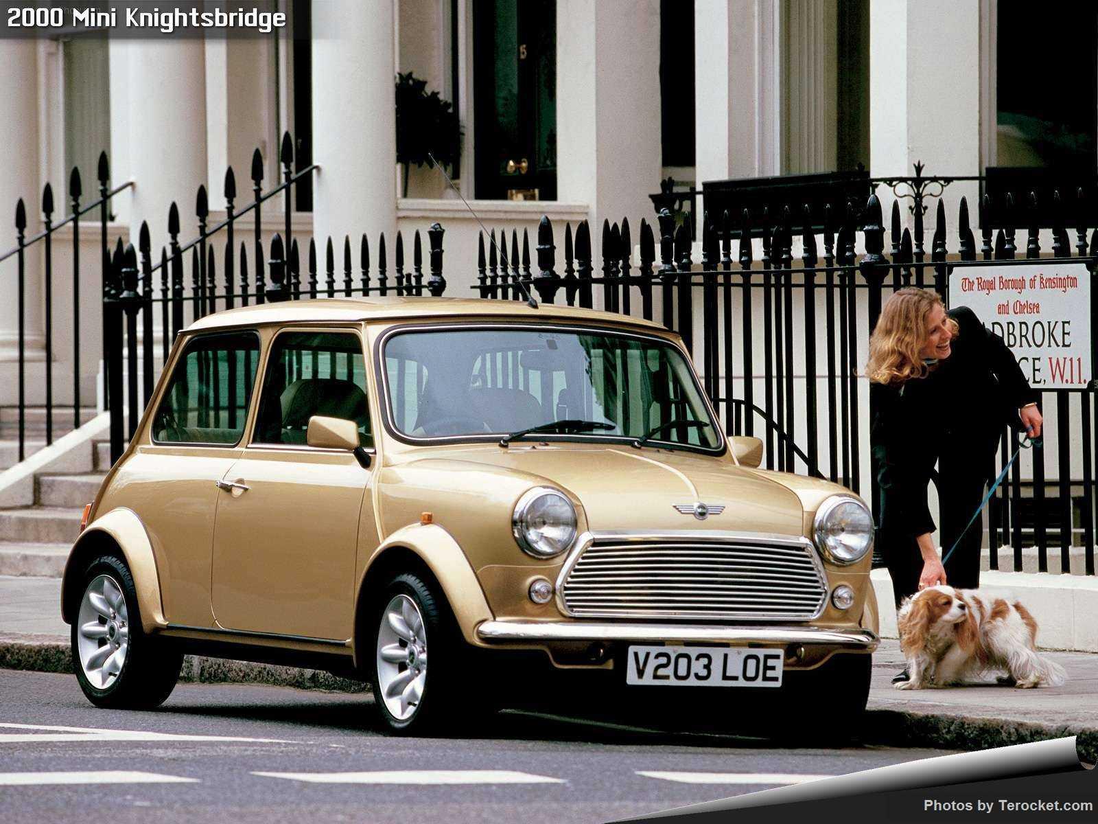 Hình ảnh xe ô tô Mini Knightsbridge 2000 & nội ngoại thất