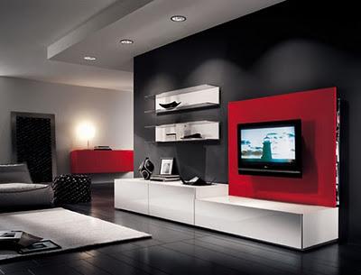 Decoración de Salones modernos en el 2012   Decoracionsalones Blog