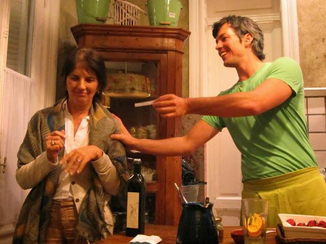 Pedro y Edda, sorteo Mondoliva