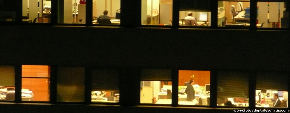 Oficinas Vs. Trabajo en Casa